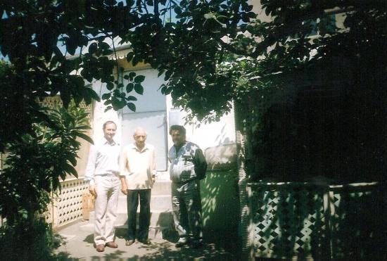 1991 AVEC GLAKHO ZAKHAROV GRAND CHANTEUR ARMENO-GEORGIEN ET LE JOUEUR