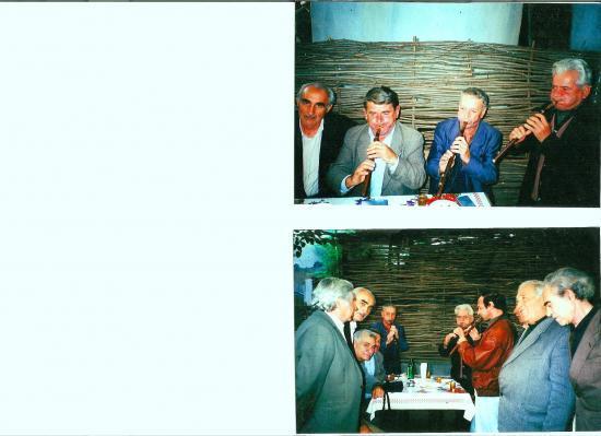 1996  TBILISSI MUSICIENS ARMENIENS